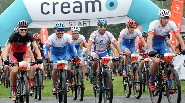 V okolí Čeladné se v sobotu pojede 4. ročník cyklistického závodu Cream Bike Čeladná 2017.