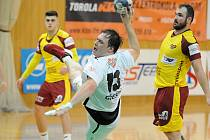 Adam Gřešek v úvodu sezony patří ke klíčovým hráčům Frýdku-Místku.