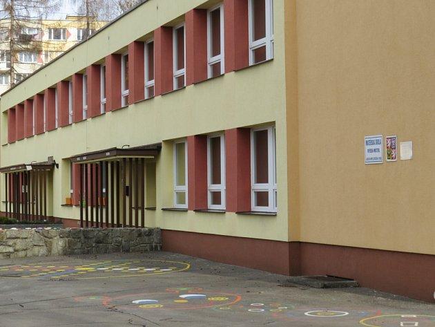 Mateřská škola Josefa Myslivečka ve Frýdku-Místku.