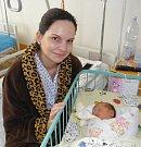 Melánie Kekeli se narodila 13. ledna mamince Michaele Dankové z Karviné. Po narození holčička vážila 2810 g a měřila 48 cm.