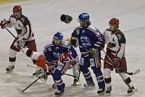 Hokejisté Karviné doma podlehli vedoucímu Prostějovu.