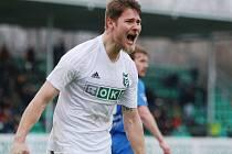 Pavel Dreksa je oporou karvinského týmu.