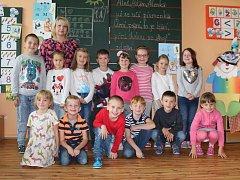 Základní škola Ke Studánce Orlová, třída 1.A