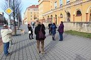 Poznávací procházka Havířovem zaměřená na sochy. Lučina.