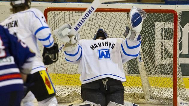 Hokejisté Havířova mají další výhru v prvoligové baráži. Tentokrát nejperněji vybojovanou.
