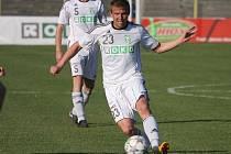 Martin Motyčka si v neděli dostatečně zahrál.