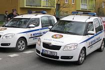 Autohlídky Městské policie Havířov. Ilustrační snímek.