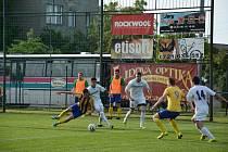 FK Bospor Bohumín – TJ Vendryně 1:3 (1:3)