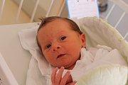 Adámek Slowiak se narodil 5. března paní Veronice Slowiakové z Karviné. Po narození měl Adámek 48 cm a vážil 3060 g.