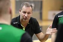 Trenér Radek Godál mohl být tentokrát spokojen s přídělem branek do soupeřovy sítě.