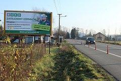 U hraničních přechodů si OKD zaplatilo billboardy, kterými chce přilákat polské horníky do firmy. Podobně těžaři cílí také na Slováky.
