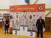 Jana Kolondrová obsadila na MČR třetí místo.