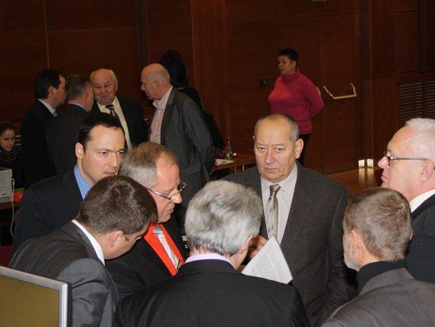 Diskuse havířovských zastupitelů.