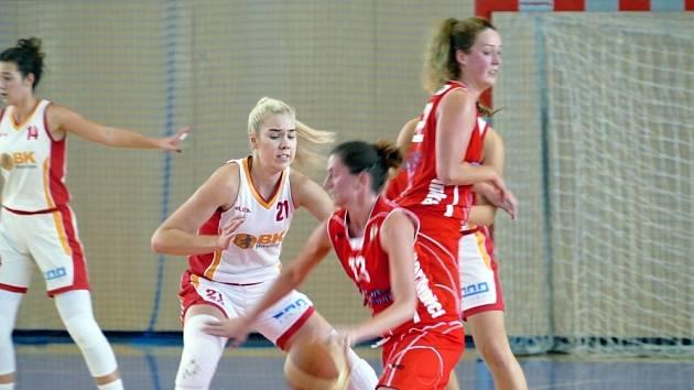 Havířovské basketbalistky drží pozice pro play off, ale budou to mít těžké.