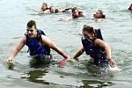 Útěk v řetězech, jubilejní 10. ročník adrenalinové zábavy a sportu.