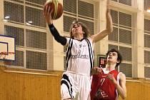 Basketbaloví junioři odehráli další zápasy.