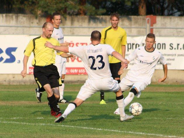 Dětmarovice přišly o vedení v soutěži.