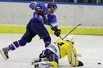 Orlovští hokejisté se potřebují zvednout.