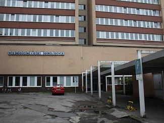 Orlovská nemocnice.