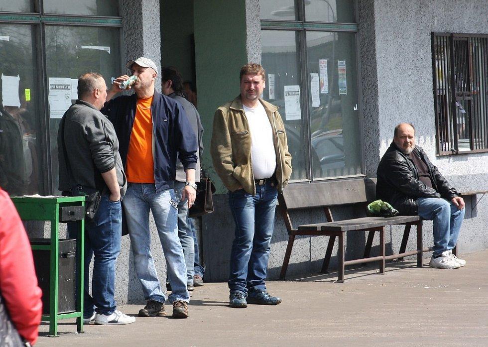Zaměstnanci OKD, důlní i povrchoví, se v úterý 3. 5. 2016 dověděli, že firma na sebe podala návrh na insolvenci.