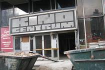 Kino centrum v Karviné.