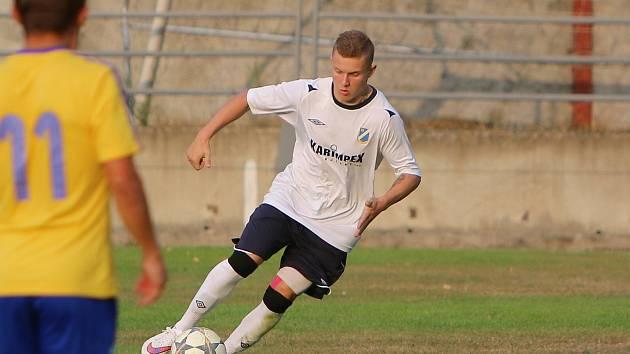 Fotbalové Dětmarovice vyhrály a už ve středu předehrávají zápas s Šenovem.