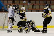 Karvinské hokejistky porazily doma Litvínov.