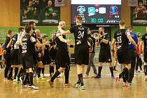 Házenkáři se radují, porazili Plzeň i podruhé v sezoně.