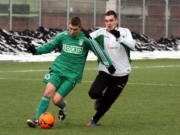 Fotbalisté Karviné mají za sebou další týden zimní přípravy. Do zahájení jarní části soutěže už jim zbývají jen dva.