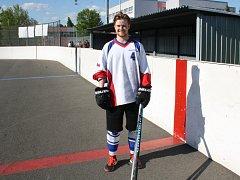 Hokejbalista Martin Pala má nakročeno k účasti na MS 20.