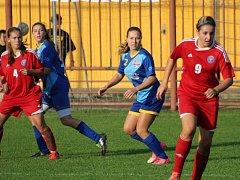 Fotbalistky Havířova zakončily podzim další výhrou. Už jich mají deset.