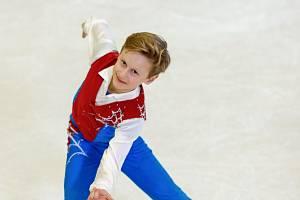 Damian Malczyk vybojoval na domácím ledě stříbrnou medaili.