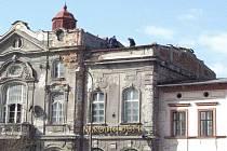 Oprava Národního domu v Bohumíně