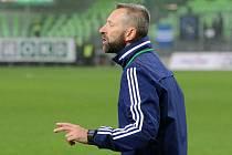 Marek Bielan a jeho kolegové dnes změří síly s Opavou.