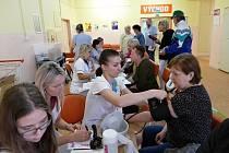 Tradiční akce věnovaná prevenci nemocí a poradenství se uskutečnila v úterý 28. května 2019 havířovské Nemocnici s poliklinikou.