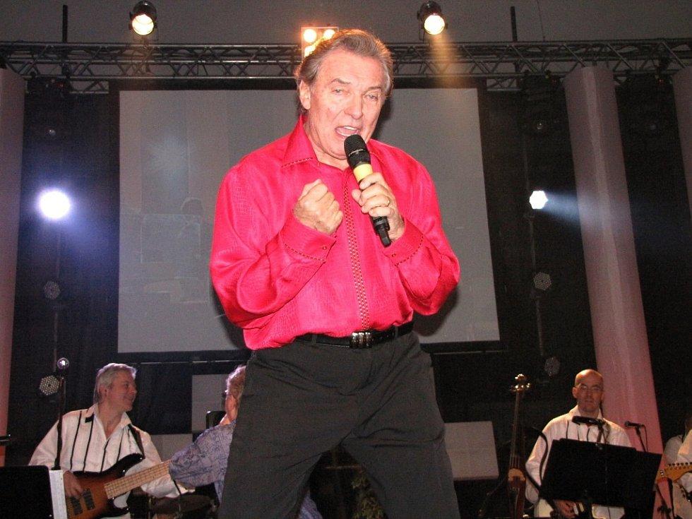 Karel Gott v Havířově.