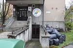 Do této havířovské školky v ulici K. Čapka se pachatelé v noci vloupali.