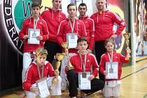 Havířovští karatisté začínají bodovat i v evropských turnajích.