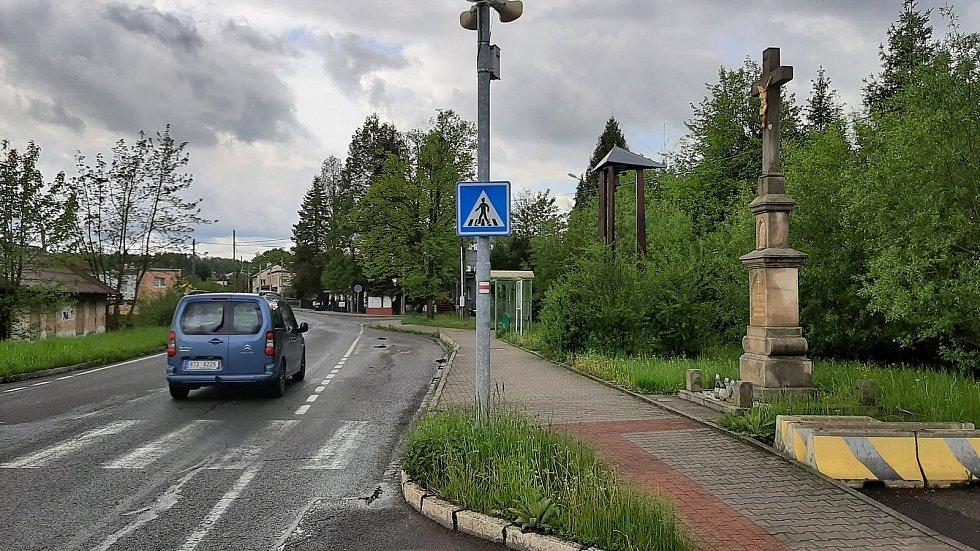 Havířov, Životice průjezd obcí.