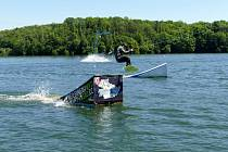 Na Těrlické přehradě se bude závodit o domácí tituly na vodě.