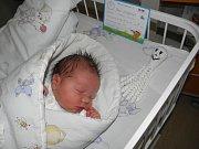Mareček Noga se narodil 22. dubna paní Kateřině Mirowské z Chotěbuze. Po narození miminko vážilo 4010 g a měřilo 51 cm.
