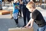 V Karviné začaly v pátek Dny Karviné. Na třech scénách běží zábavný program pro děti i dospělé.