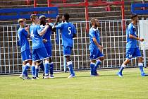 Fotbalisté Havířova ve 12. kole divize prohráli v Rýmařově 0:4.