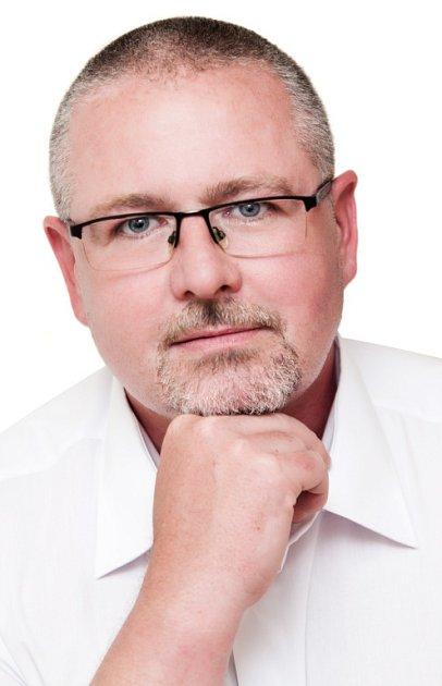 Náměstek hejtmana pro zdravotnictví Martin Gebauer.