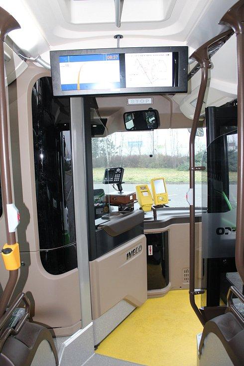V karvinské MHD bude jezdit šest nových nízkopodlažních autobusů.