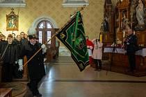 ČTK: Mše v kostele ve Stonavě.