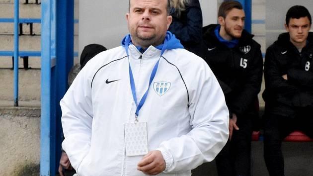 Roman Nádvorník - nový trenér Karviné.