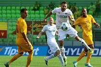 Fotbalisty Karviné čeká důležitý ligový souboj.