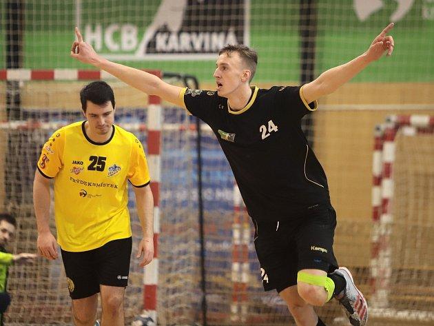 Vposledním utkání proti Frýdku zazářil Dominik Solák.