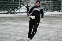 Branislav Pindroch je připraven plnit roli brankářské dvojky i v jarní části sezony.
